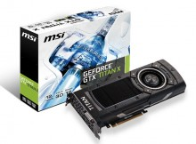 MSI GTX Titan X