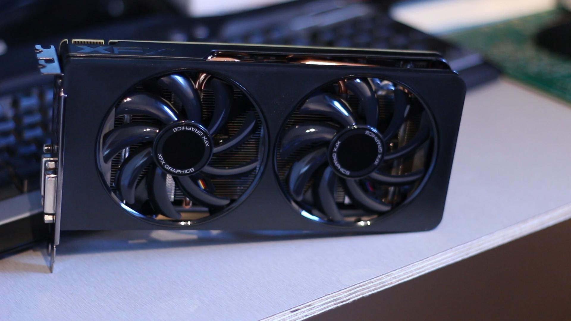 XFX R9 270X 4GB DD Review | TechteamGB