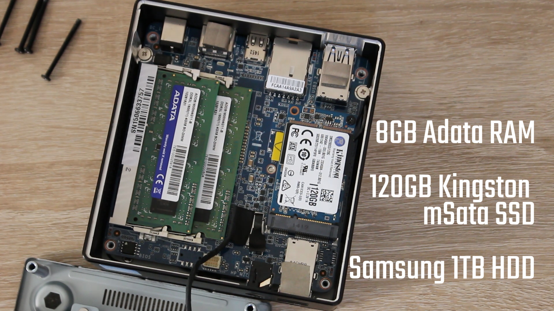 Gigabyte Brix S 5200 Review | TechteamGB