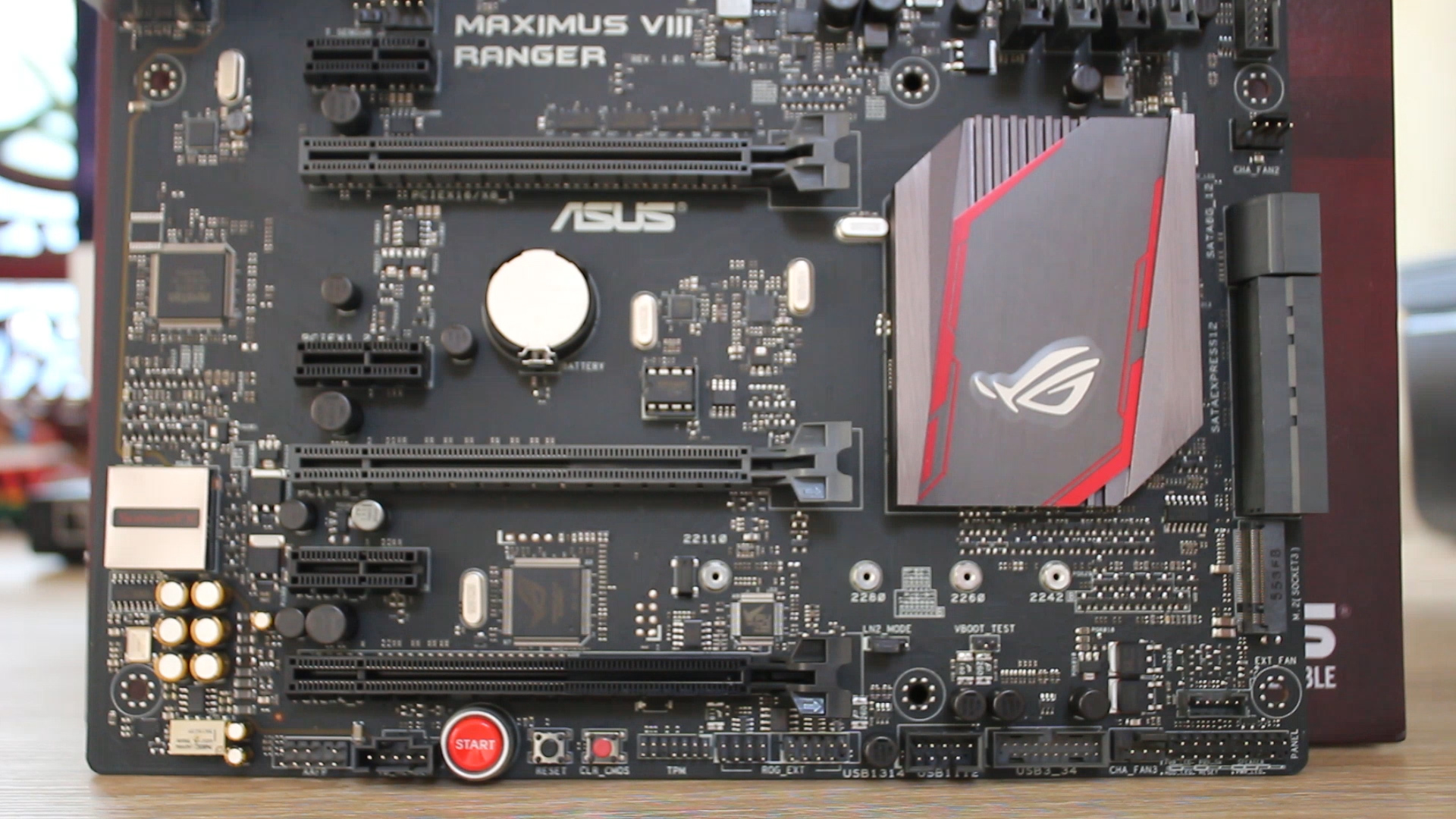 asus maximus viii ranger z170 motherboard review techteamgb. Black Bedroom Furniture Sets. Home Design Ideas