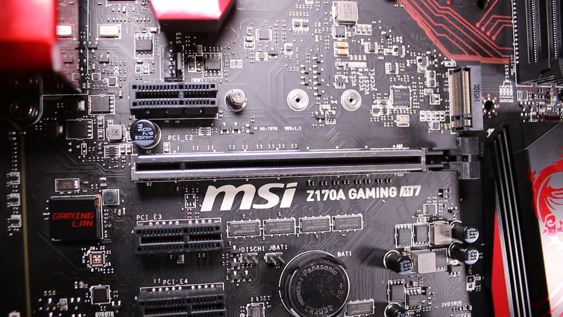 MSI Z170A Gaming M7 Motherboard Review | TechteamGB